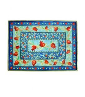 Challah Board - Pomegranates