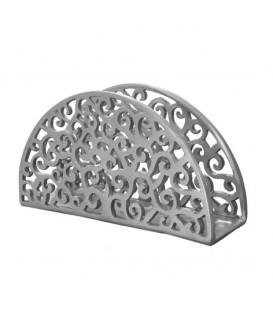 Aluminium Napkin Holder - Lace