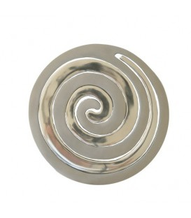 Aluminium Trivet - Two Pieces - Spiral