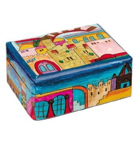 Small Jewelry Box - Jerusalem