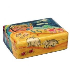 Large Jewelry Box - Noah's Ark