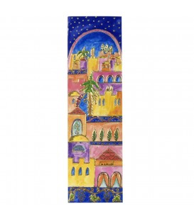 Bookmark - Jerusalem at Night