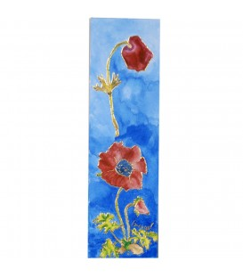 Bookmark - Flower