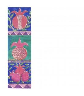 Bookmark - Pomegranates