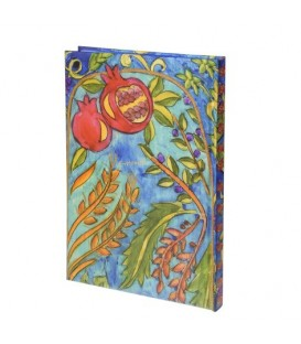 Hard Cover Writing Pad - Large Seven Species