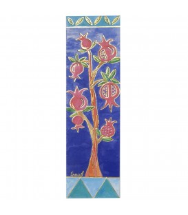 Bookmark - Pomegranate Tree