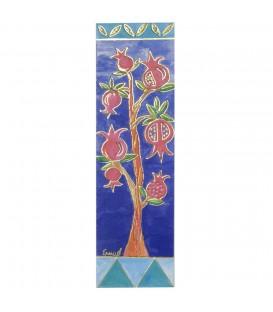 Bookmark - Pomegranate Tree