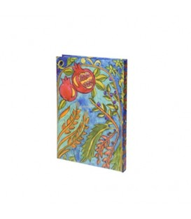 Hard Cover Writing Pad - Medium Seven Species
