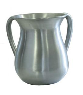 Netilat Yadayim Cup - Aluminium - Natural