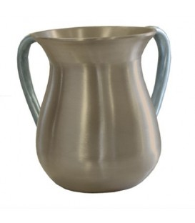 Netilat Yadayim Cup - Aluminium - Gold