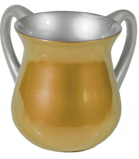Netilat Yadayim Cup - Special Coating - Gold