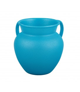 Small Netilat Yadayim Cup - Turquoise