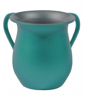 Netilat Yadayim Cup - Turquoise