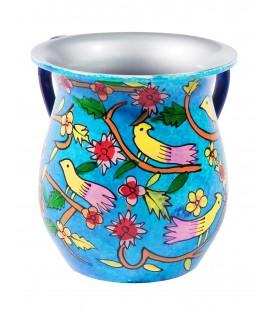 Netilat Yadayim Cup - Aluminium - Oriental