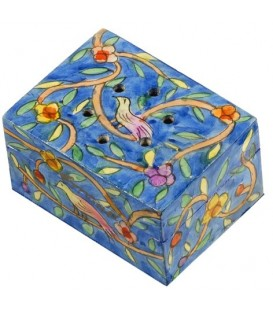 Spice Box - Painted - Oriental