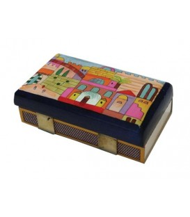 Match Box Holder - Kitchen Size - Jerusalem
