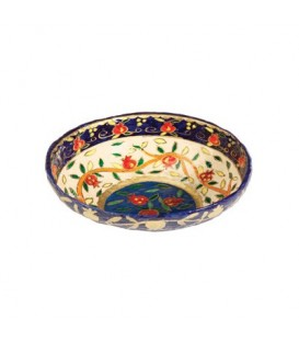 Paper Mache - Small Bowl- Jerusalem