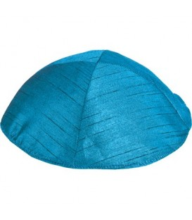Kippah Polysilk - Turquoise